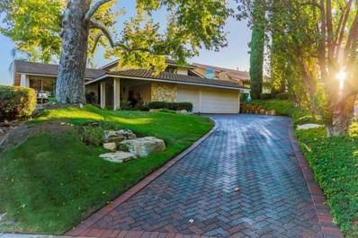 1644 Glennon Court, Westlake Village, CA 91361 - MLS#: 218013231