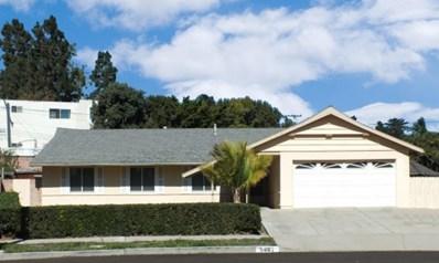 5487 Lehigh Street, Ventura, CA 93003 - MLS#: 218013245