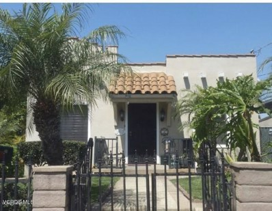 401 Normandie Avenue, Los Angeles, CA 90004 - MLS#: 218013259