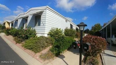 173 Rancho Adolfo Court UNIT 92, Camarillo, CA 93012 - MLS#: 218013277