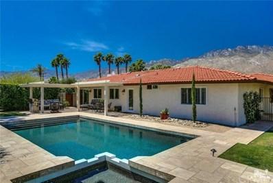 802 Calle Quetzal, Palm Springs, CA 92262 - MLS#: 218013410DA