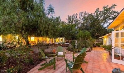 505 Grand Avenue, Ojai, CA 93023 - MLS#: 218013428