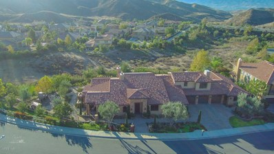 2662 Castlewood Lane, Simi Valley, CA 93065 - MLS#: 218013505