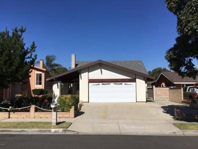 1211 Kipling Place, Oxnard, CA 93033 - MLS#: 218013507