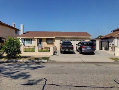 2145 San Mateo Place, Oxnard, CA 93033 - MLS#: 218013514