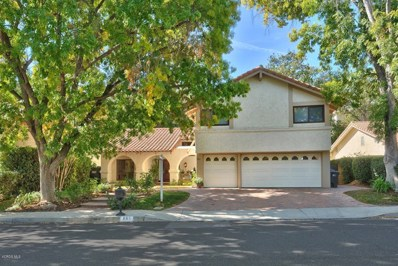 851 Hartglen Avenue, Westlake Village, CA 91361 - MLS#: 218013515