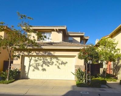 4535 Corte Arbusto, Camarillo, CA 93012 - MLS#: 218013523