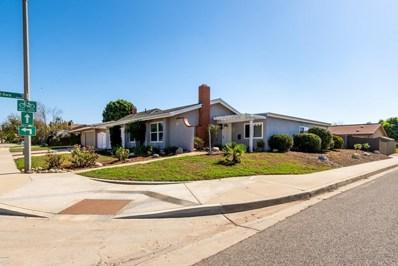 3350 Stiles Avenue, Camarillo, CA 93010 - MLS#: 218013537