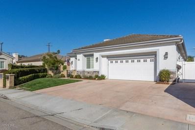 1393 Cordova Court, Camarillo, CA 93010 - MLS#: 218013545