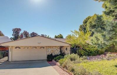 17144 Courbet Street, Granada Hills, CA 91344 - MLS#: 218013583