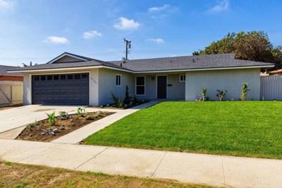 2701 Tulare Place, Oxnard, CA 93033 - MLS#: 218013586