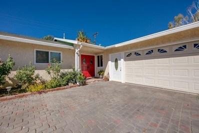 789 Hudspeth Street, Simi Valley, CA 93065 - MLS#: 218013600