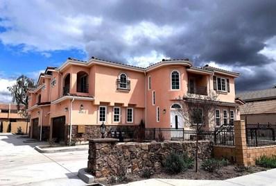 1731 Patricia Avenue UNIT 1, Simi Valley, CA 93065 - MLS#: 218013610