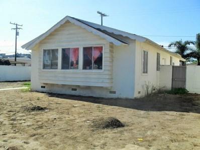 4901 Saviers Road, Oxnard, CA 93033 - MLS#: 218013619