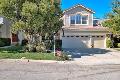 677 Hawks Bill Place, Simi Valley, CA 93065 - MLS#: 218013637