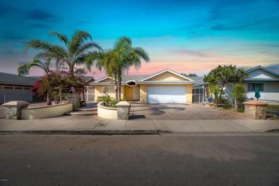 251 Vegas Drive, Oxnard, CA 93030 - MLS#: 218013660