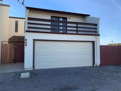 269 Glenwood Drive, Oxnard, CA 93030 - MLS#: 218013687