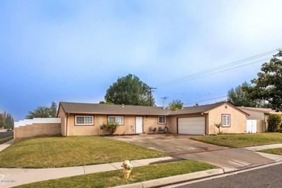 1709 Moore Street, Simi Valley, CA 93065 - MLS#: 218013696