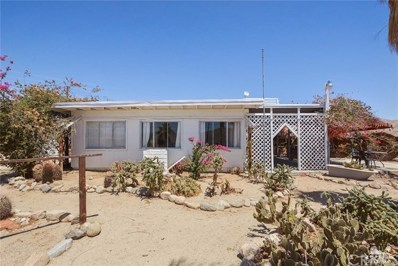 30941 Sunny Rock Road, Desert Hot Springs, CA 92241 - MLS#: 218013698DA