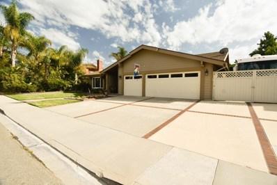 1652 Daphne Street, Camarillo, CA 93010 - MLS#: 218013713