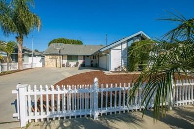 5397 Elmhurst Street, Ventura, CA 93003 - MLS#: 218013744