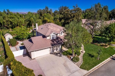 160 Valley Gate Road, Simi Valley, CA 93065 - MLS#: 218013799