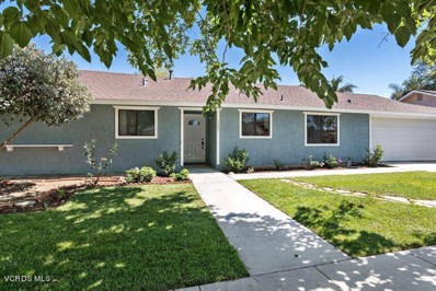 721 Calle Fresno, Thousand Oaks, CA 91360 - MLS#: 218013827
