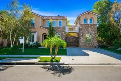 4996 Corral Street, Simi Valley, CA 93063 - MLS#: 218013830