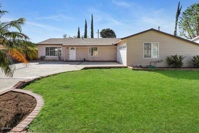 1651 Kay Avenue, Simi Valley, CA 93063 - MLS#: 218013858