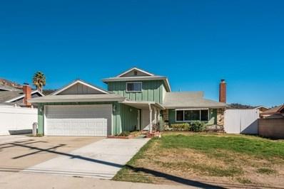 444 Mountain View Street, Fillmore, CA 93015 - MLS#: 218013872