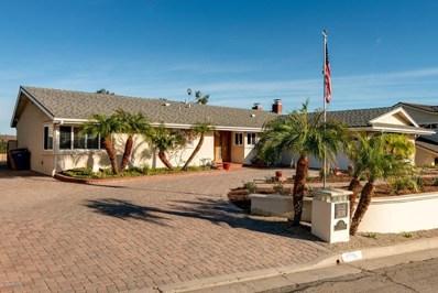 1118 Via Cielito, Ventura, CA 93003 - MLS#: 218013884