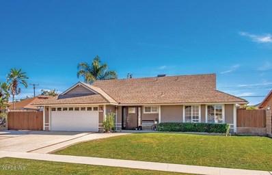 1168 Seybolt Avenue, Camarillo, CA 93010 - MLS#: 218013921