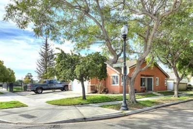 535 Valentina Drive, Oxnard, CA 93030 - MLS#: 218013929