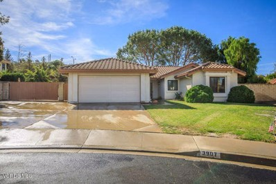3907 Ashbourne Lane, Moorpark, CA 93021 - MLS#: 218013944
