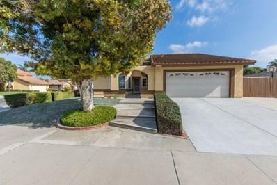 1590 Brookhaven Avenue, Camarillo, CA 93010 - MLS#: 218013948