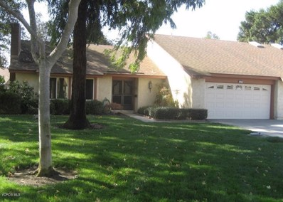 42311 Village 42, Camarillo, CA 93012 - MLS#: 218013954