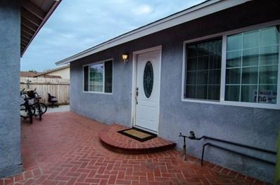 10238 Mammoth Street, Ventura, CA 93004 - MLS#: 218013956
