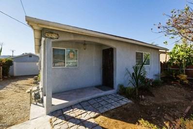 854 4th Street, Fillmore, CA 93015 - MLS#: 218013986