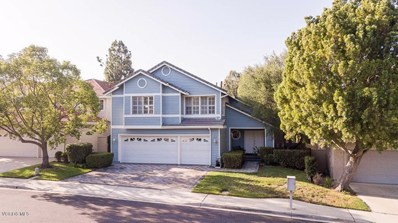 4097 Pine Hollow Place, Moorpark, CA 93021 - MLS#: 218013993