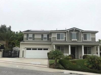 1152 Laurel Fig Drive, Simi Valley, CA 93065 - MLS#: 218013998