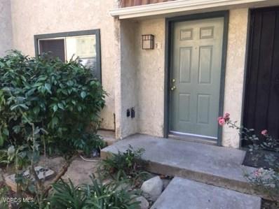 104 Ventura Street UNIT H, Santa Paula, CA 93060 - MLS#: 218014006