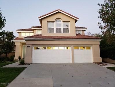 15491 Borges Drive, Moorpark, CA 93021 - MLS#: 218014010