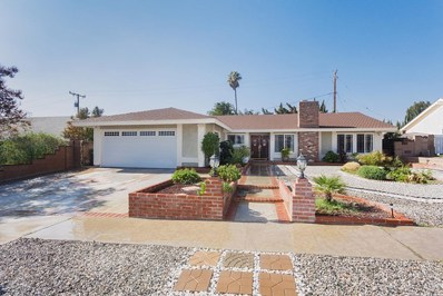 2783 Licia Place, Simi Valley, CA 93065 - MLS#: 218014023