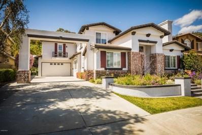 849 Paseo De Leon, Newbury Park, CA 91320 - MLS#: 218014097