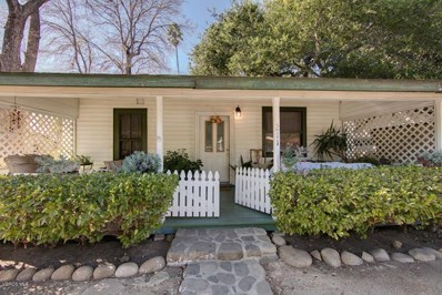 211 Fox Street, Ojai, CA 93023 - MLS#: 218014133