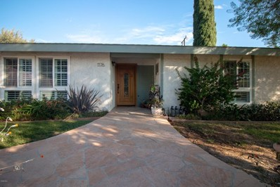 1176 Whitecliff Road, Thousand Oaks, CA 91360 - MLS#: 218014141