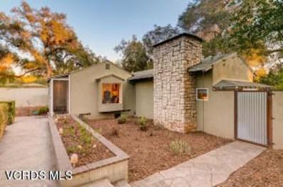 840 Fairview Road, Ojai, CA 93023 - MLS#: 218014146