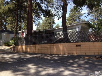 52901 Pine Cove Road UNIT 1, Idyllwild, CA 92549 - MLS#: 218014148DA