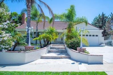1708 Calle Artigas, Thousand Oaks, CA 91360 - MLS#: 218014156