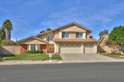 3198 Thistlewood Street, Thousand Oaks, CA 91360 - MLS#: 218014201